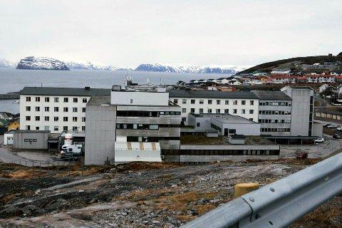 SMITTETILFELLE: En vikar som skulle jobbe på sykehuset, testet positivt for Covid-19.