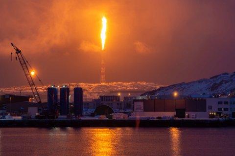 ALVORLIG:  Petroleumstilsynet har avdekket flere alvorlige brudd på regelverket ved Hammerfest LNG i en nylig rapport.