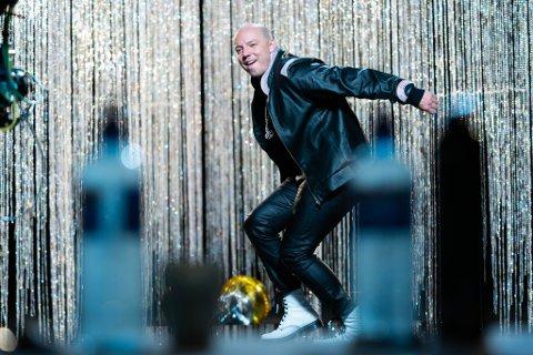DELTAKER: Fred Buljo er deltaker i «Skal vi danse» på TV 2 høsten 2020.