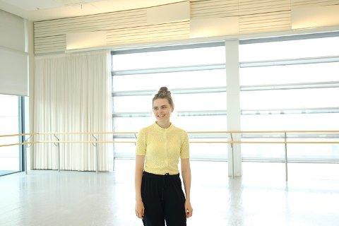 NY JOBB: I sommer har Simone Grøtte fått prøve seg som koreograf på Operaen i Oslo.