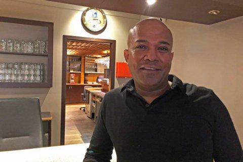 - FORTJENER BEDRE: Hotelldirektør Logen Karthigesan mener at bobilturistene fortjener et bedre tilbud i Måsøy, og at det som er i dag kan misforstås.
