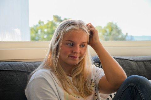 Celine Emilie Nergård har måttet klø seg litt i hodet de siste årene. Foto: Simen Pedersen