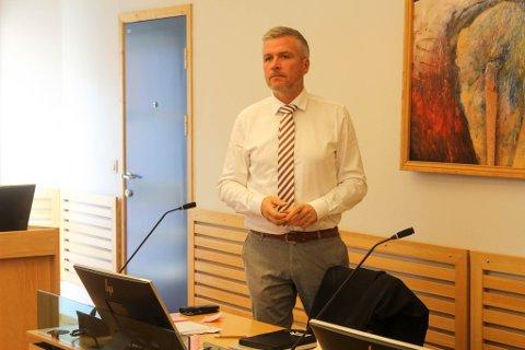 Forsvarer Kjetil H. Nilsen