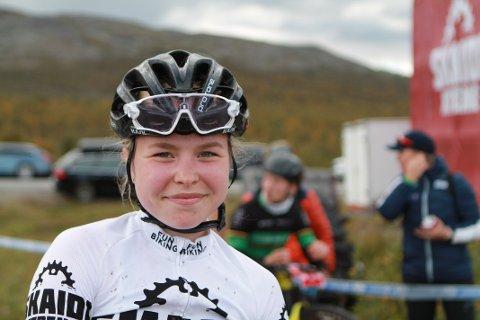 Sofie Thomassen (18) har vært med på Skaidi Xtreme siden hun var 10 år gammel.
