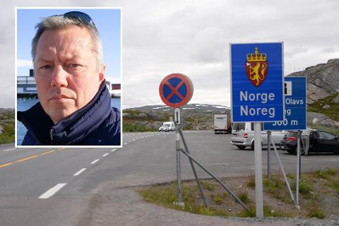 SKAPER HODEBRY: Grenseoverganger uten hurtigtesting skaper hodebry for ordføreren.