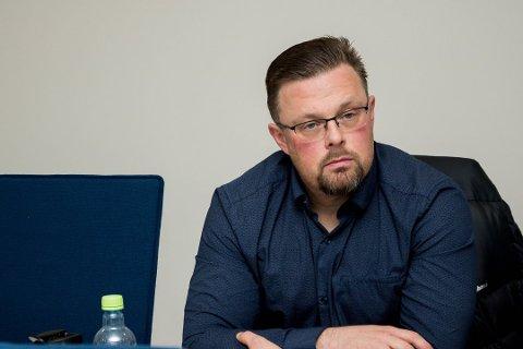 KRITIKK: Øyvin Grongstad og Sør-Varanger Høyre er uenige med de som hevder at de er underdanige moderpartiet.