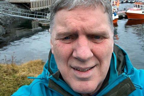 MER ÅPENHET: – Snart er vi den eneste kommunen som ikke strømmer kommunestyremøter, sier Geir Iversen.
