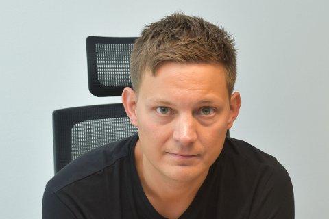 KORONASMITTE: Ordfører Sigurd Kvammen Rafaelsen har registrert kommunens første smittetilfeller.
