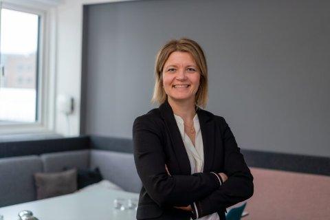 MEST BRUKT: Anita Sommer er leder for Konfliktrådet i Finnmark. – Vi er det konfliktrådet som er mest brukt av befolkningen, sier hun.