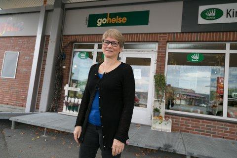 INTERESSE: Det har vært noe interesse fra mulige kjøpere til Ellen Gamnes sin bandagistforretning.