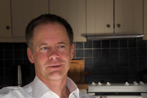 INNEARBEID: Selv om arbeidet i forbindelse med kobbergruva nå først og fremst foregår innendørs, forsikrer direktør Øystein Rushfeldt om at de på ingen måte har tenkt å pakke sakene.