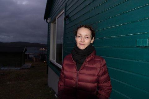 BOR I DYR KOMMUNE: Kari Sørbø Jonsson bor i en av finnmarks dyreste kommuner.