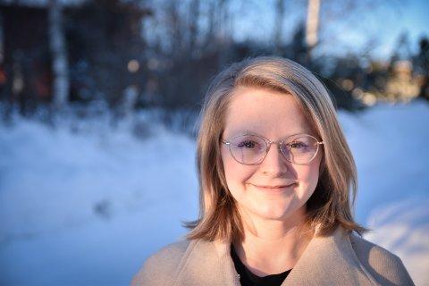 NY REDAKTØR: Karoline Almås Sørensen (33) er ansatt som ansvarlig redaktør i Finnmarken