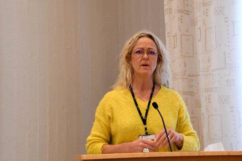 FLYTTET: Rikke Raknes har funnet seg en ny jobb, og nå er det klart at Bjørn Pedersen tar over hennes arbeidsoppgaver i Alta kommune.