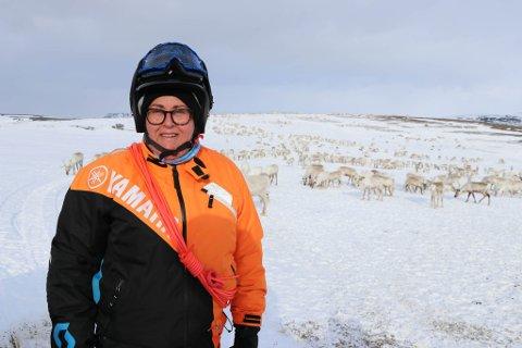 BLE ENIGE: Landbruks- og matminister Olaug Bollestad er glad for at de har landet en avtale med Norske reindriftsamers landsforbund.