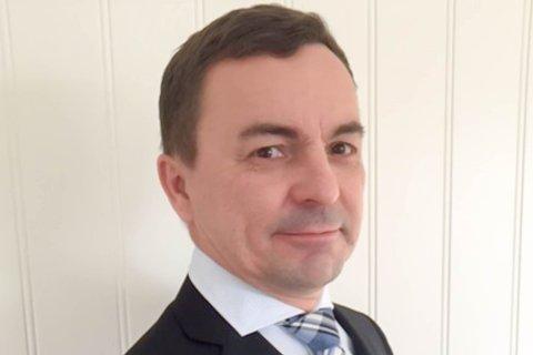FLYTTER HJEM: Advokat Ole Morten Olli Sara ser fram til å starte egen advoktatpraksis i Kautokeino.