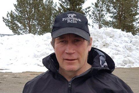 VIL BLI LEDER: Mikkel Nils Sara ønsker å være en kandidat til lederjobben i NRL.