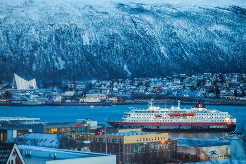 SVAKT: Tromsø vokste med 121 innbyggere i 2020, men fylket tapte over tusen.