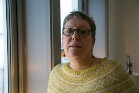 LEDER: Annik Eriksson er daglig leder ved krisesenteret Norasenteret i Kirkenes.