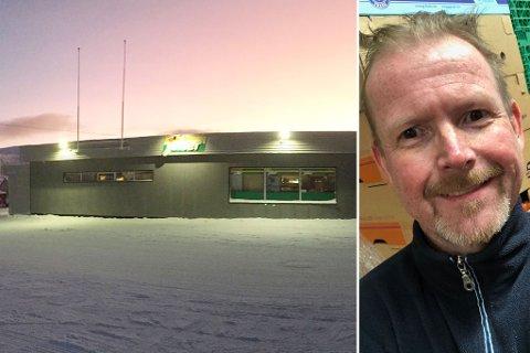 NYTT TILBUD: Joker Kjøllefjord vil huse Nordkyns andre «bank i butikk».