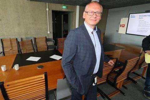 SIGNERTE: Oddgeir Albertsen, stabssjef for økonomi og utvikling,Tromsø kommune.