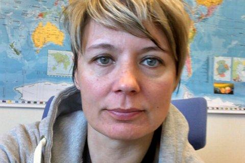 NY JOBB: Susann Røkke har tette bånd til Lakselv og har nå fått tilbud om jobb i kommunen.