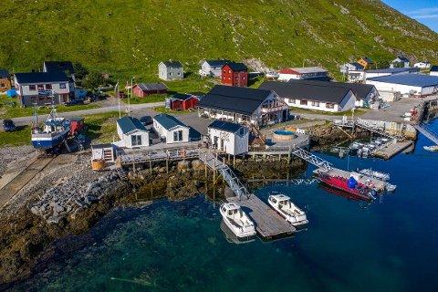 """TIL SALGS: Turistanlegget """"The North Cape Experience"""" i Skarsvåg er lagt ut for salg."""