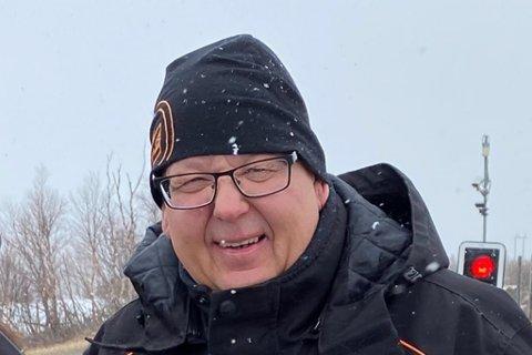 STENGT: Arvi Länsman forteller at det fremdeles er stengte grenser for «menigmann» mellom Finland og Norge.