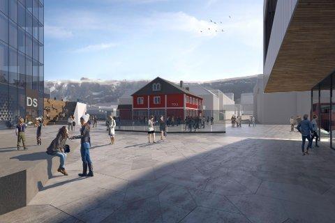 FOLKELIV: - Vi vil utnytte havneområdet til en smeltedigel for folk, sier havnedirektøren.