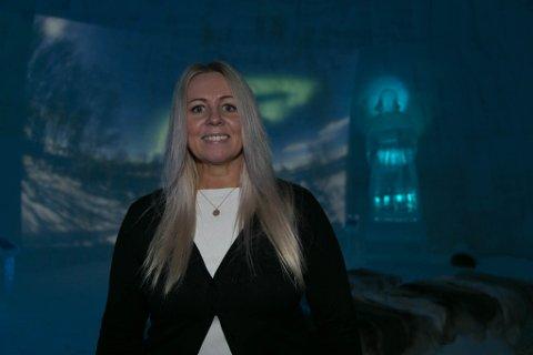 NY DIREKTØR: Snøhotellets nye direktør er Silje Randa.