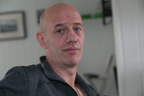 STERK: Stig Morten Lie har opplevd flere ulykker med mor, far, bror og seg selv. Men nå har han det bra.