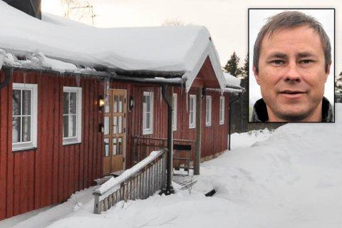 ÅPNER SNART: Her åpner snart Sami City Hotell i Karasjok.