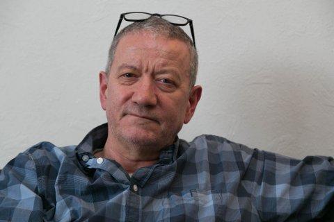 FORNØYD: Eirik Slagtern er godt fornøyd med livet han har levd og lever.