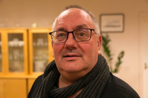UHØRT: Tillitsvalgt for 125 medlemmer i Fagforbundet ved Kirkenes sykehus, Knut Harald Eriksen. Han sier mange er fortvilet og forbannet over innføringen av parkeringsavgift ved Kirkenes sykehus.