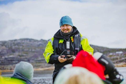 TROR PÅ NYTT NAVN OG MARKEDSFØRINGSKONSEPT: Vegard Berge Uglebakken har fått hjelp fra både Innovasjon Norge og Magy til å bytte navn.