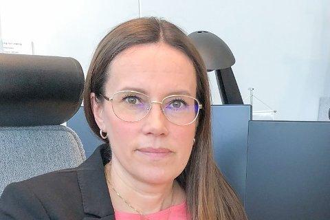 BEKYMRET: Marianne Sivertsen Næss ber folk om å teste seg.