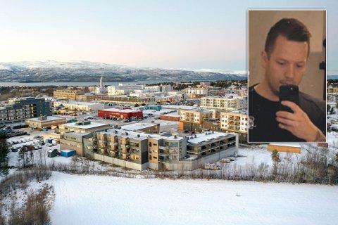 TO UTBRUDD: Alta har i det siste hatt to mindre smitteutbrudd, hvor ett av dem stammer fra det store i Hammerfest. Espen Nordli er blant dem som har blitt syk.
