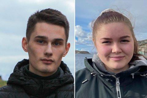 UTFORDRENDE TID: Unge i Hammerfest kjenner litt på tyn etter smitteutbruddet.