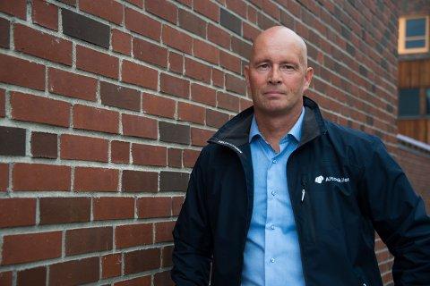 – Etter 28 år i skifernæringen er jeg klar for nye utfordringer, sier John Vegar Holten