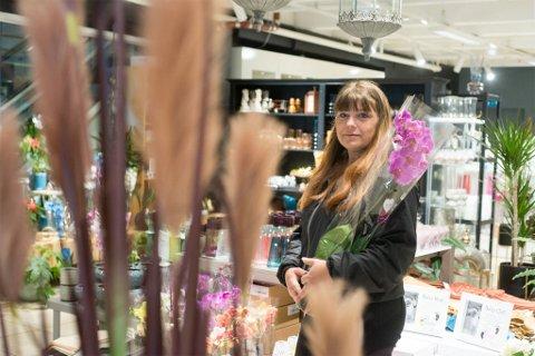 Alta Blomster og dekor har nå holdt åpent på Parksenteret i et år.