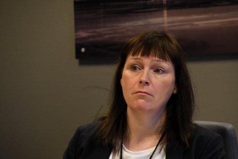 GODT SMARBEID: Alta-ordfører Monica Nielsen (Ap) vil ikke kommentere vedtak partiene har gjort i sine respektive styrer. Nielsen mener de har hatt et godt samarbeid med KrF og hun håper det vil fortsette ut kommunestyreperioden..