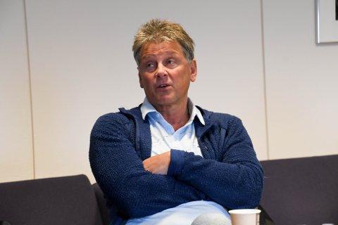 Formannskapsmøte i Alta: Bjørn-Atle Hansen