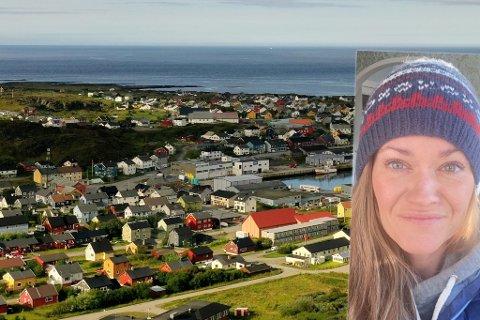 UNDER PRESS: Berlevåg har holdt seg klar av korona i lang tid, men denne måneden kom det også korona til fiskeværet. Nå ber Hanne Edøy Hezslein-Lossius (Innfelt) om flere vaksiner til stedet.