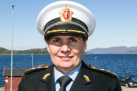 SEKS NYE: Ellen Katrine Hætta, politimester Finnmark politidistrikt siden 2011. Nå får hun kanskje seks år til.