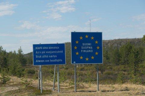 FINLAND:Ikke alle kan reise fritt over til Finland.