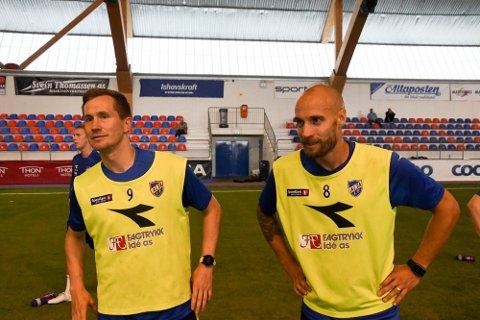 Tore Reginiussen har trent med Alta den siste tiden. Nå har han signert med klubben til Morten Gamst Pedersen.