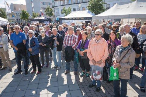 FÆRRE: Det blir stadig færre beboere i Sør-Varanger kommune. Men de fleste som flytter bort kommer hjem til Kirkenesdagene hver sommer.