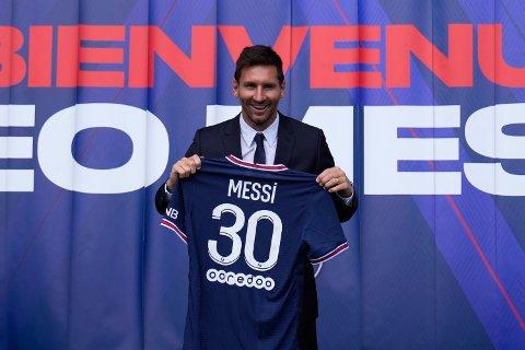 DIREKTESPORT: De neste tre årene kan du følge fransk toppnivå direkte på iFinnmark, med blant annet Lionel Messi.
