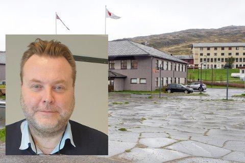 OPTIMISTISK: Fred R. Johansen (55) har stor tro på Måsøy og framtiden til kommunen. Torsdag blir ha trolig kommunedirektør i Måsøy.