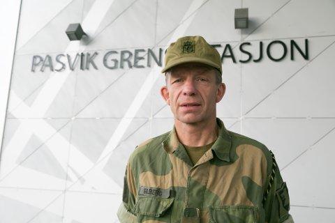 25: Steinar Gilberg har vært ansatt ved GSV i 35 år av de 100 de har eksistert.